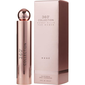 Perry Ellis 360° Collection Rose EDP for Women - Perfume Planet