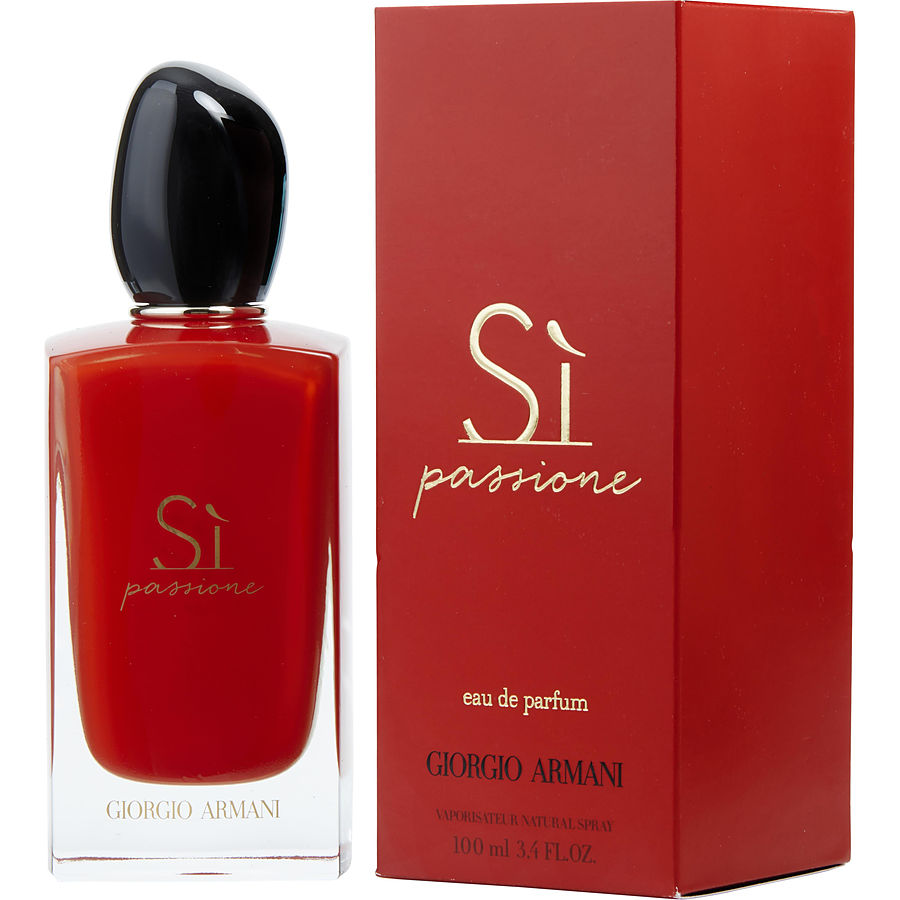 Sì Passione EDP for Women - Perfume Planet