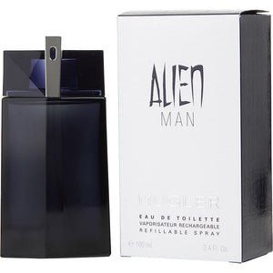 Alien Man Eau de Toilette (Refillable) - Perfume Planet