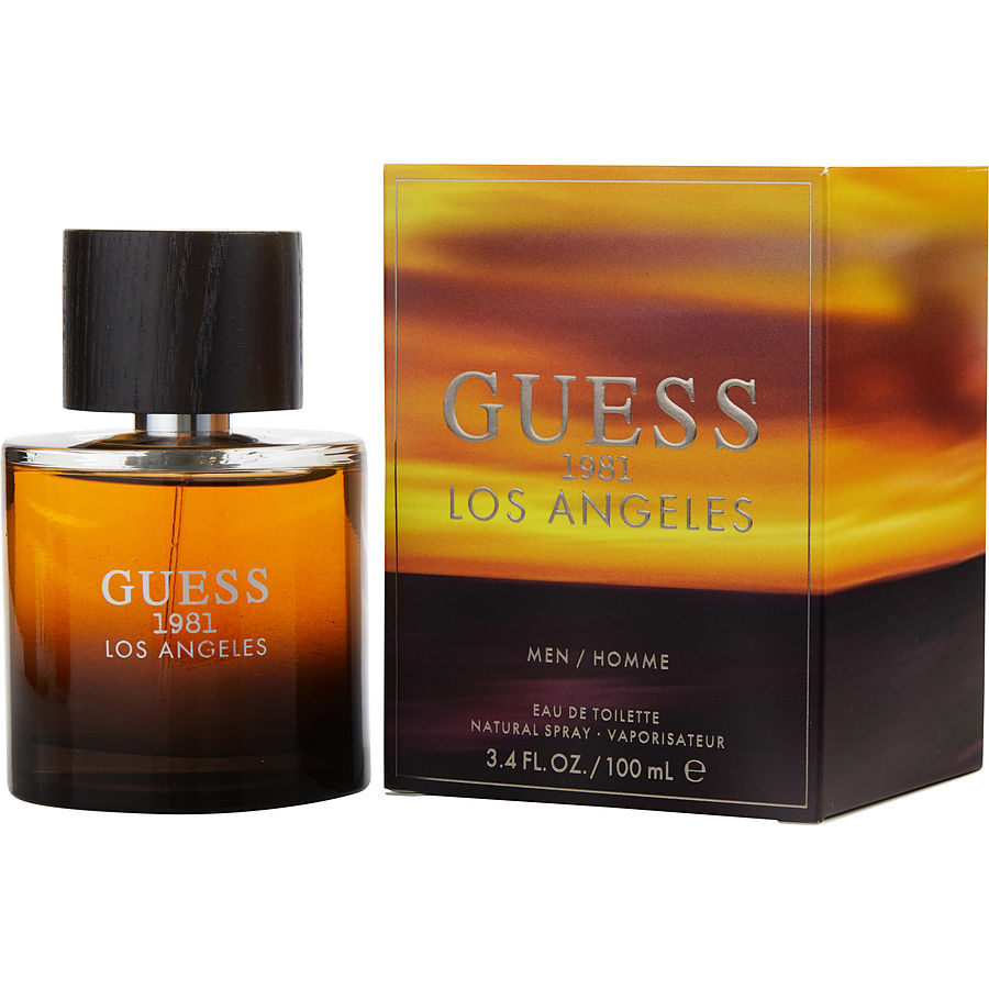 Guess 1981 Los Angeles EDT for Men - Perfume Planet