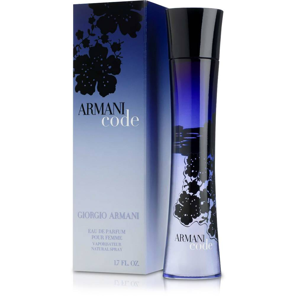 Armani Code EDP for Her - Perfume Planet