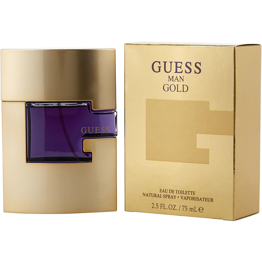 Guess Man Gold EDT - Perfume Planet