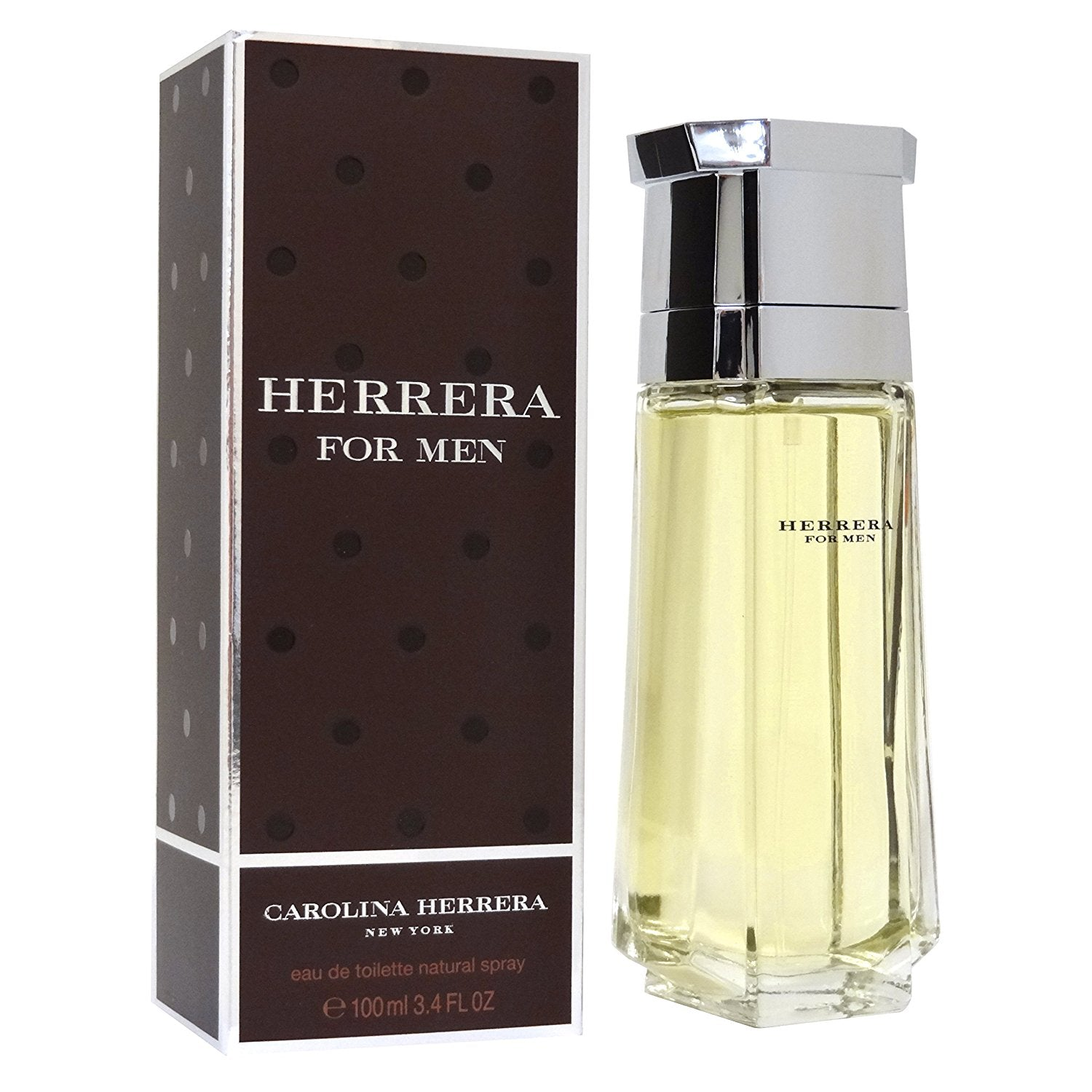 Herrera for Men Eau de Toilette - Perfume Planet