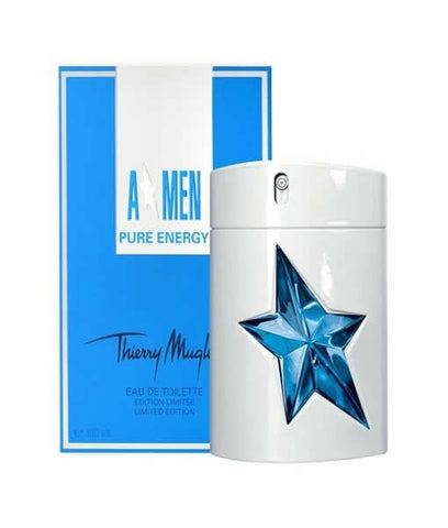 Angel Pure Energy EDT for Men (Limited Edition) - Perfume Planet