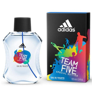 Adidas Team Five EDT for Men (Special Edition ) - Perfume Planet