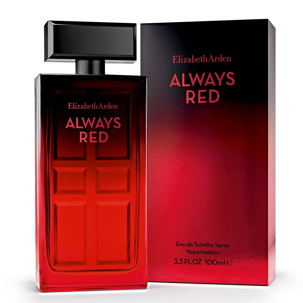 Always Red by Elizabeth Arden  EDT - Perfume Planet