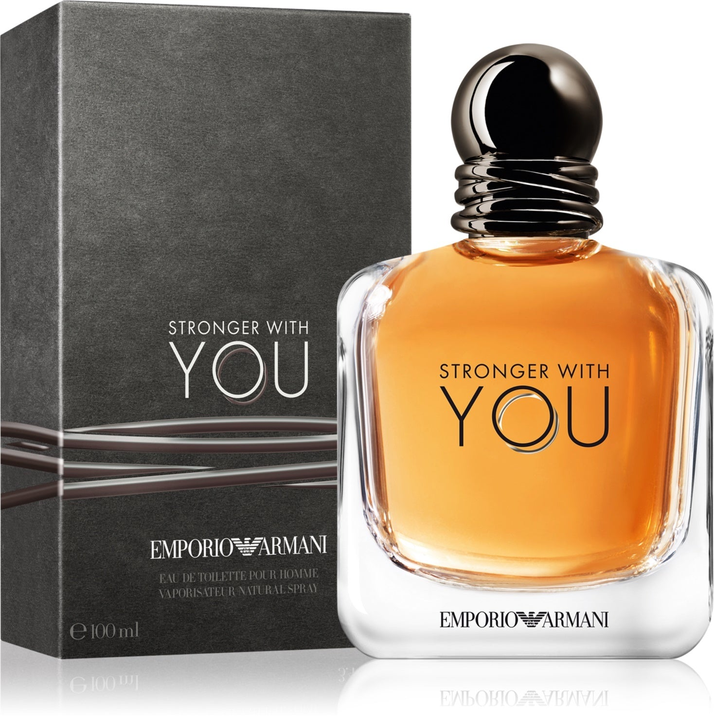 Emporio Armani Stronger With You EDT for Men - Perfume Planet