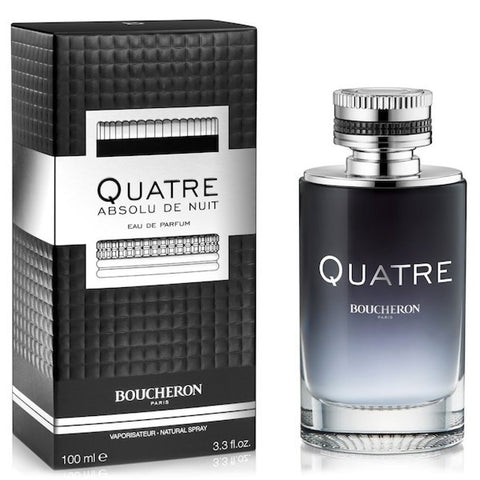 Boucheron Quatre Absolu de Nuit EDP for Men - Perfume Planet