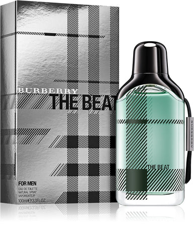 Burberry The Beat EDT for Men - Perfume Planet
