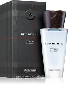 Burberry Touch EDT for Men - Perfume Planet