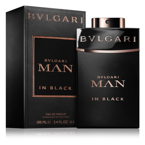 BVLGARI Man in Black EDP - Perfume Planet