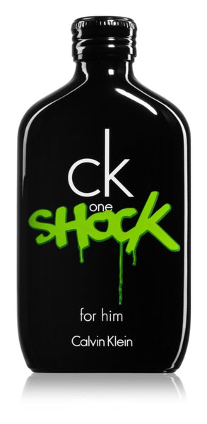 CK One Shock EDT for Men - Perfume Planet