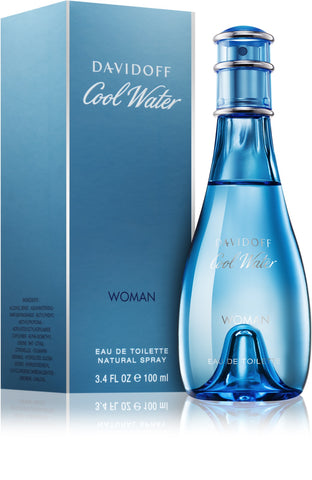 Cool Water Woman EDT - Perfume Planet