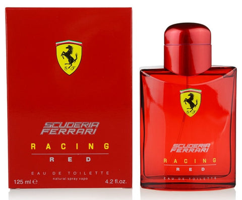 Scuderia Ferrari Racing Red EDT - Perfume Planet