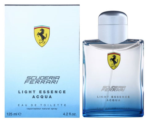 Scuderia Ferrari Light Essence Acqua EDT - Perfume Planet