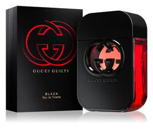 Gucci Guilty Black EDT for Her - Perfume Planet