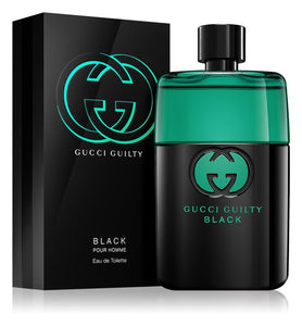 Gucci Guilty Black Pour Homme EDT - Perfume Planet