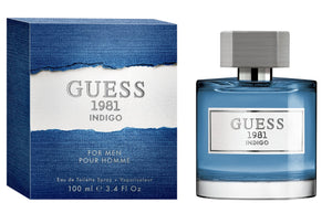 Guess 1981 Indigo for Men EDT - Perfume Planet