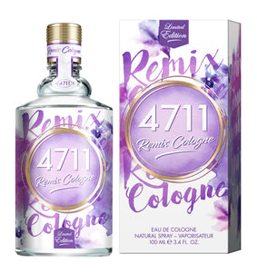 4711 Remix EDC (Lavender Limited Edition) - Perfume Planet