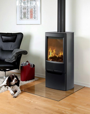 Wiking Miro 4 4.9kw Defra Wood Burning Stove
