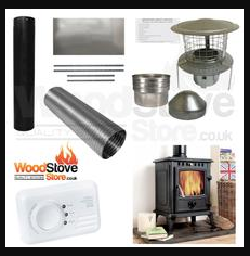 Coseyfire 100 6kw Complete Stove Installation Kit Regular price