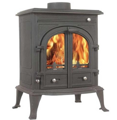 The Bernese Multifuel Stove 12kw Log Burner Wood Burner Wood Stove Store