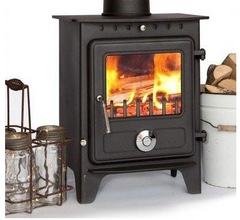 5kw Elegance CLEAN BURN Log Burner ,Wood Burner, Multi Fuel Stove