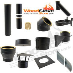 Twin Wall Flue Kit