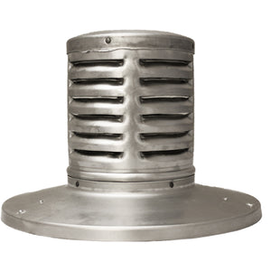 Flue Bug Pot Hanger Cowl - 125mm (5 inch)