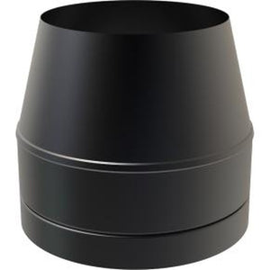 Cone Top Cowl - BLACK