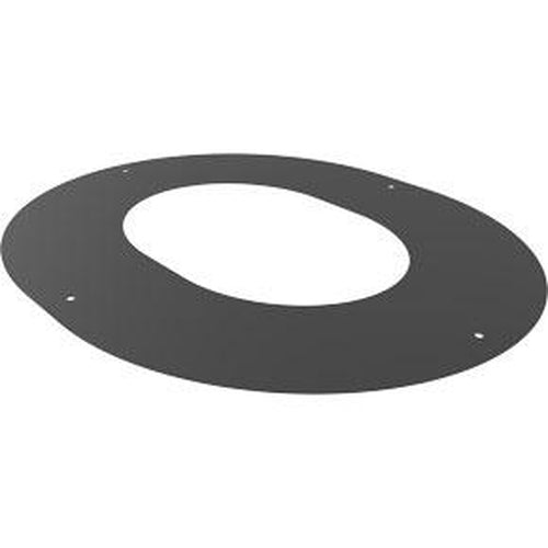 Round Finishing Plate 90° (1 piece)