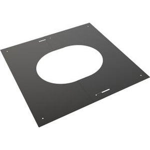 Finishing Plate 30°-45° - BLACK