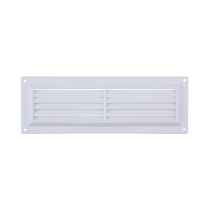 MAP VENT GAS LOUVRE VENT WHITE 229 X 76MM