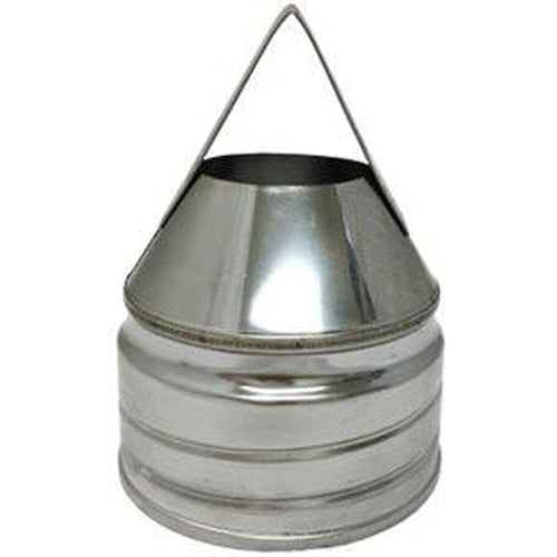 Multi Fuel Flue Liner Screw-FIX Nose Cone x 150mm