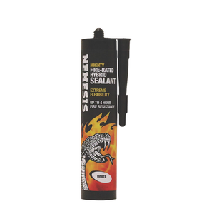 NEMESIS FIRE RATED HYBRID SEALANT WHITE 290ML