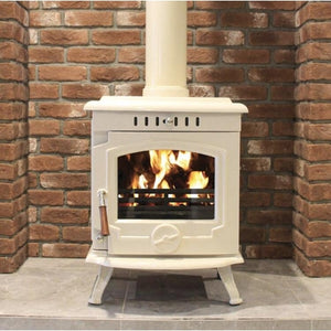 Henley Skellig Multifuel Wood Burning Stove 8kw