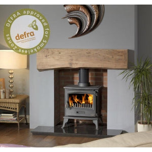 Tiger 6kw Defra Approved Wood Burning Stove