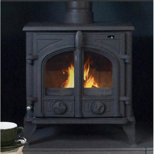 The Victoria Wood Burning Multifuel Stove 7kw