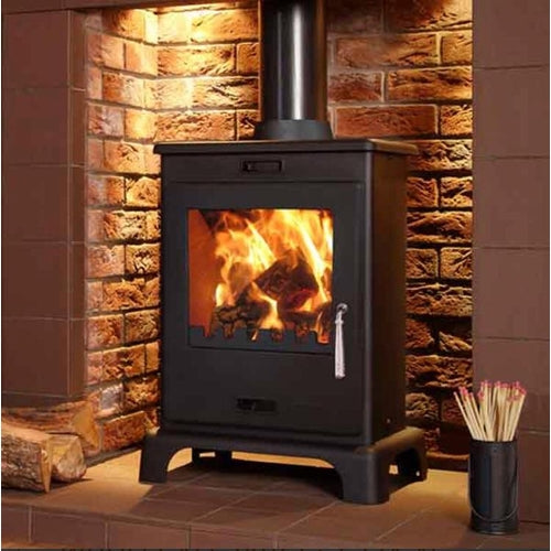 Flavel Dalton 4.9kw Mk.2 Multifuel Wood Burning Stove