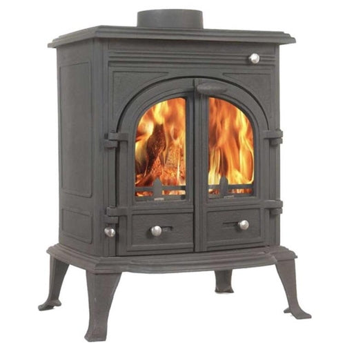 The Bernese Multifuel Stove 12kw