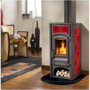 La Nordica Fiorella Wood Burning Stove 6kw
