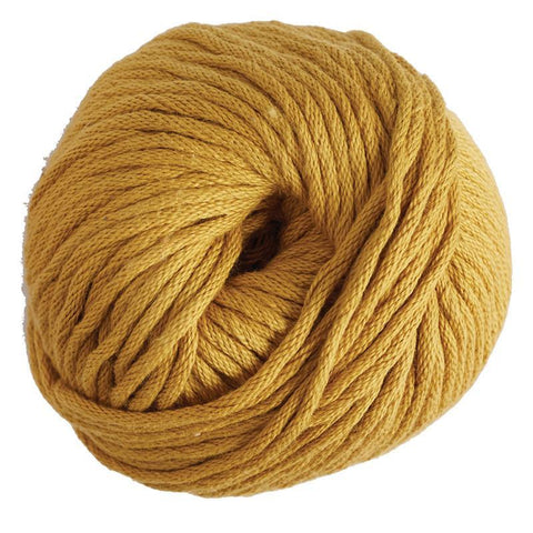 Natura XL Cotton Chunky Yarn 92 Mustard