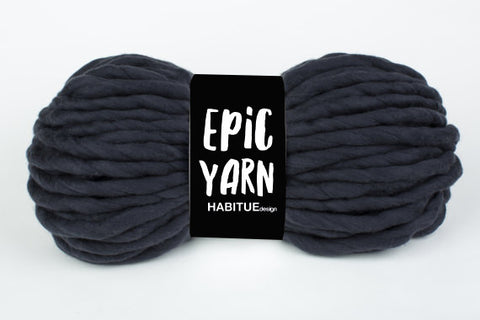 Slate Epic Merino Yarn