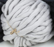 Grey Epic Merino Yarn