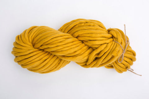 Mustard Mighty Good Yarn