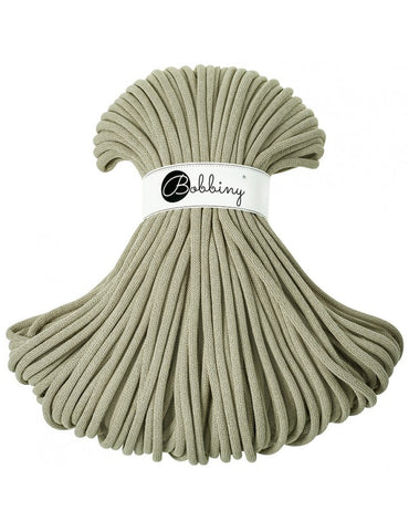 Coffee Bobbiny Jumbo Rope 100m