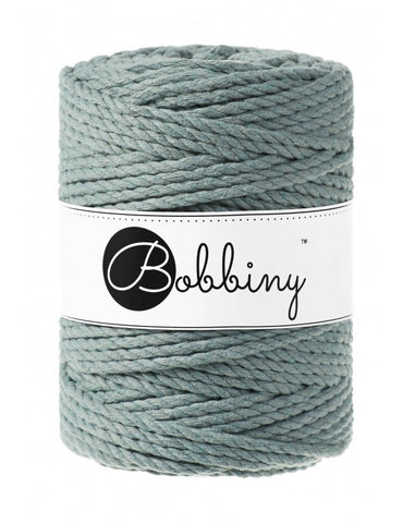 Laurel Bobbiny 3ply 5mm Macrame Rope 100m