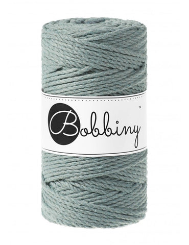 Laurel Bobbiny 3ply 3mm Macrame Rope 100m
