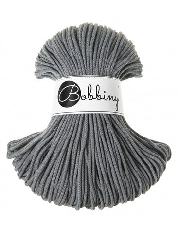 Steel Bobbiny 3mm Cotton Rope 100m