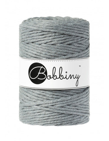 Steel Bobbiny 5mm Macrame Rope 100m